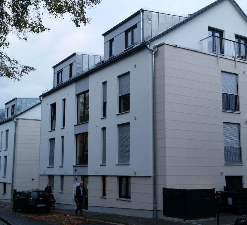 Neubau in Bergen Enkheim