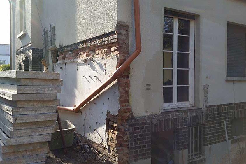 Anbau und Sanierung einer Villa in Frankfurt/ Main